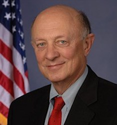Ambassador James Woolsey