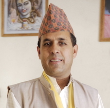 Dr. Chintamani Yogi